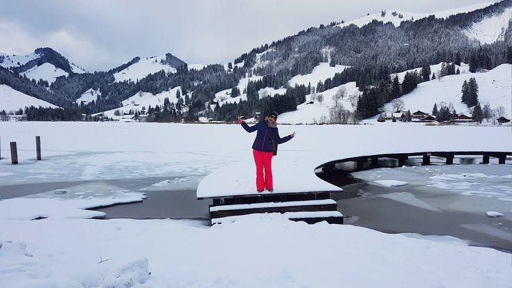 le Lac Noir - Suisse