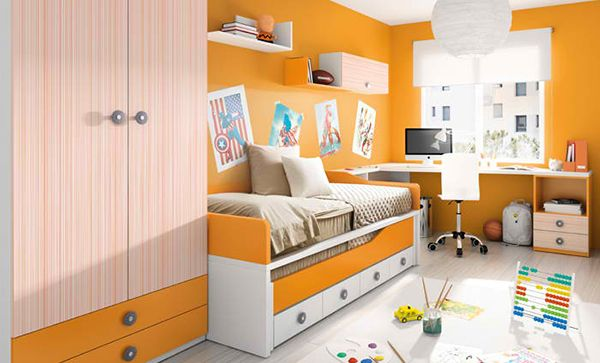 Grow with Your Bedrooms with the Kibuc Bedrooms for Infants to Teens | Home Design Lover
