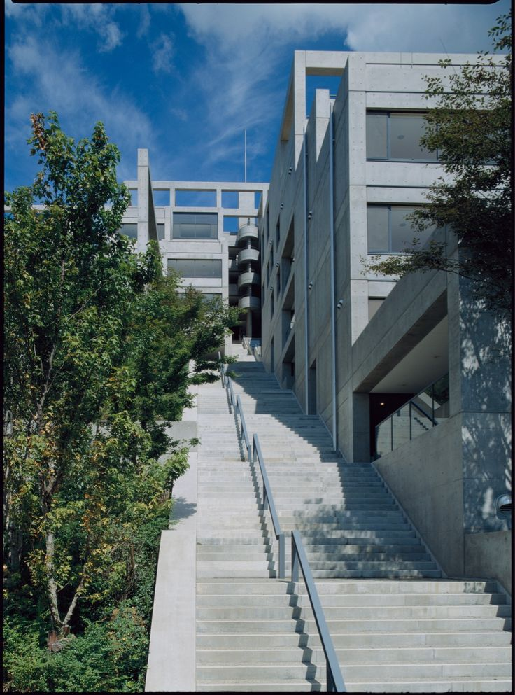 Tadao Ando Rokko Housing  #ando #architecture #tadao Pinned by www.modlar.com