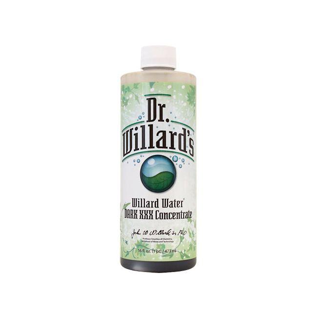 Willard Water XXX Dark Concentrate, 16 fl oz (473.2 ml) Liquid AED306.00 #UAESupplements