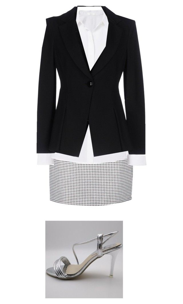 """""""Untitled #31"""" by jennybuutrago on Polyvore featuring A.L.C. and Armani Collezioni"""