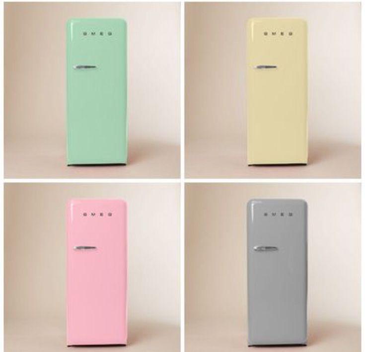 17 mejores ideas sobre electrodom sticos de cocina retro - Electrodomesticos de colores ...