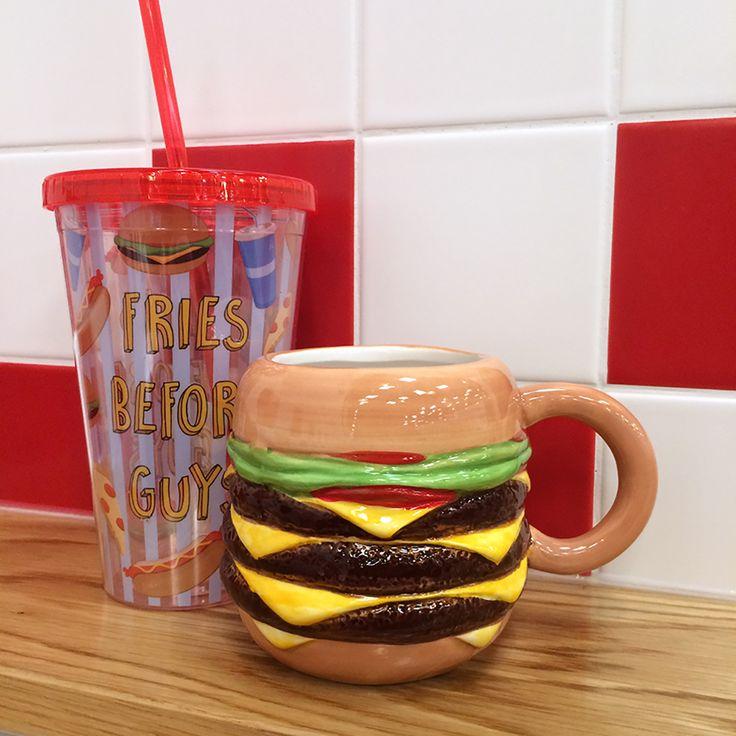 Fast Food - Snabbmat Muggar