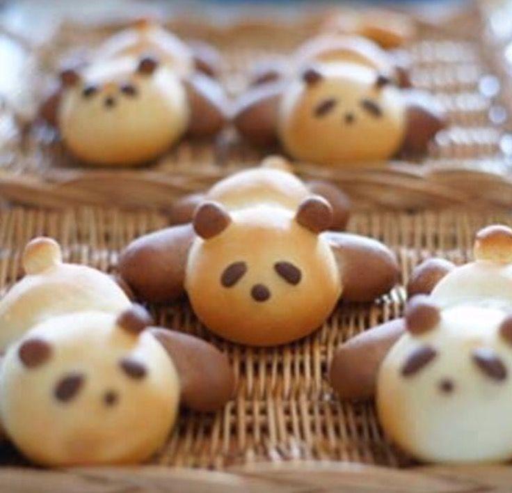 Panda Buns