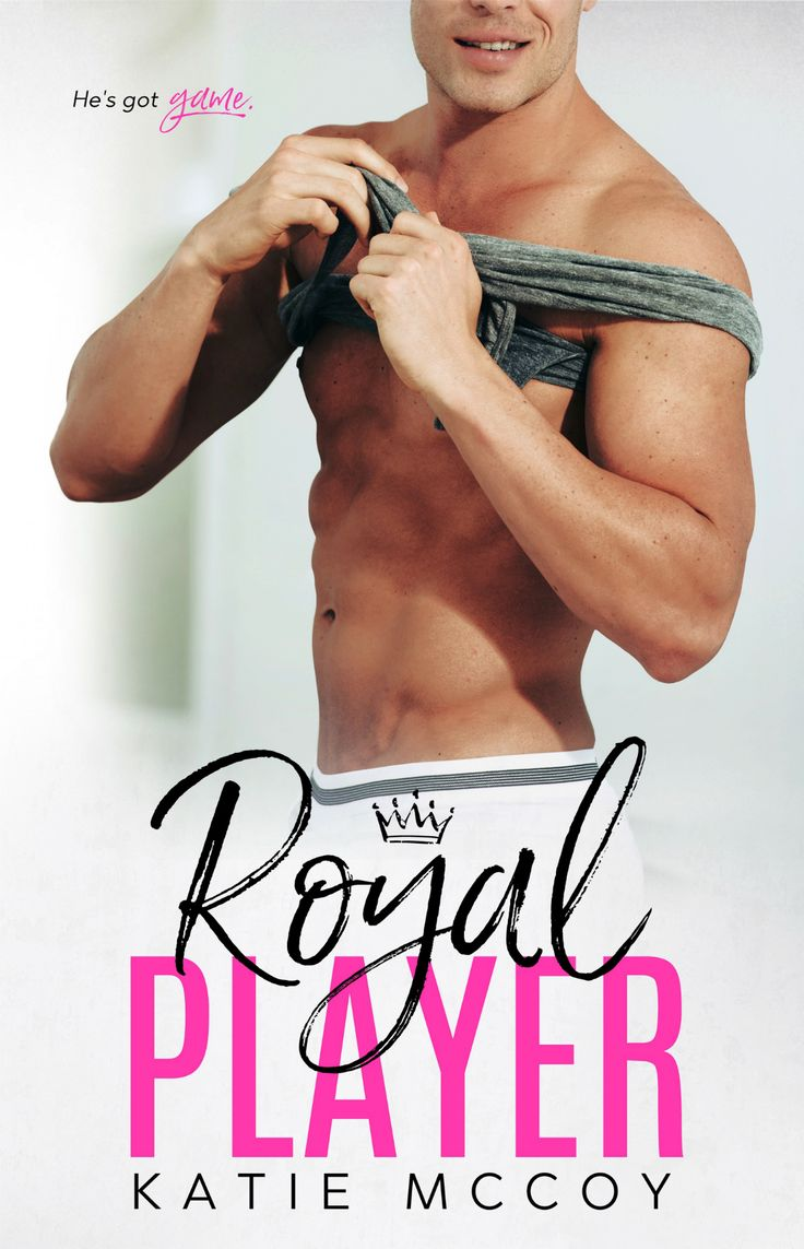 Release Blitz:: Royal Player By Katie Mccoy