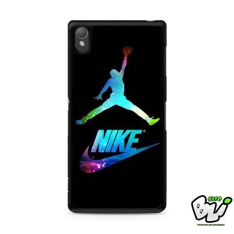 Michael Air Jordan Nike Sony Experia Z3,Z4,Z5,C3,C4,E4,M4,T3 Case,Sony Z3,Z4,Z5 MINI Compact Case