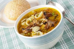 Bartolotta's Lake Park Bistro Wild Mushroom Soup and more recipes