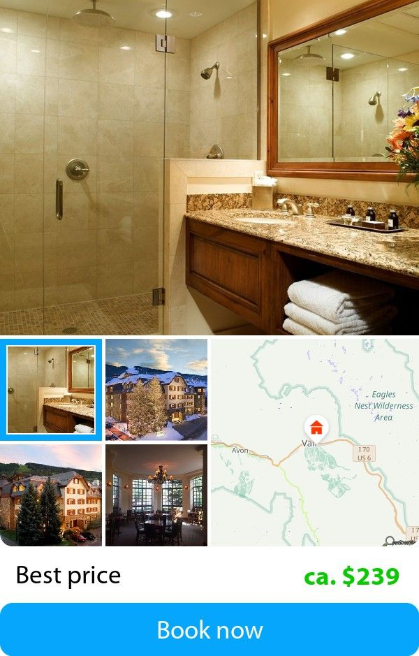 Tivoli Lodge (Vail, USA) – Book this hotel at the cheapest price on sefibo.