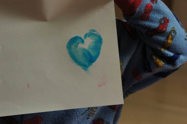 fist prints = hearts! :)