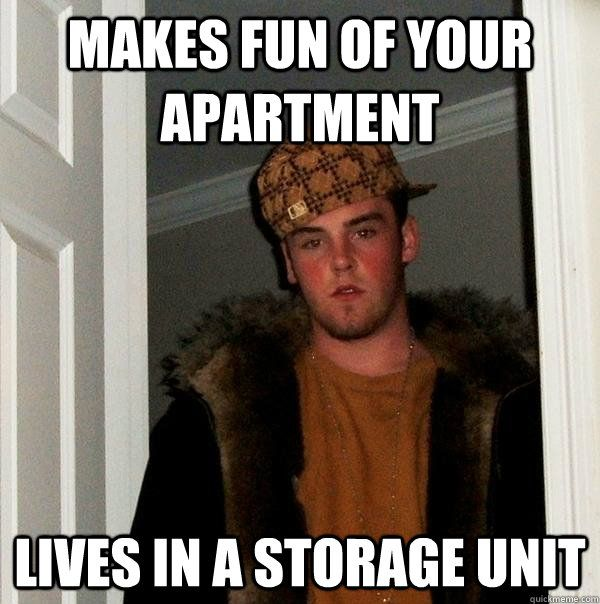 Scumbag Steve Is A New Internet Meme. The Real Name Of The Young Man In The  Photo Is Blake Boston, A. The Original Image Of Scumbag Steve Came From An  Album ...