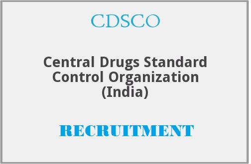 GRADUATE Jobs-Central Drugs Standard Control Organization-recruitment-16 vacancies-Bench Chemist/Office Assistant/Various Vacancies-APPLY NOW-last date 31 December 2016  Job Details :  Post Name : Bench Chemist No. of Vacancy : 10 Posts Pay Scale : Rs. 25000/- Post Name : Office Assistant No. of Vacancy : 02 Posts Pay Scale : Rs. 12000/- Eligibility Criteria :  Educational Qualification :