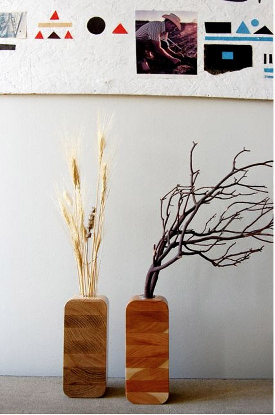 Integrate natural elements into your decor.