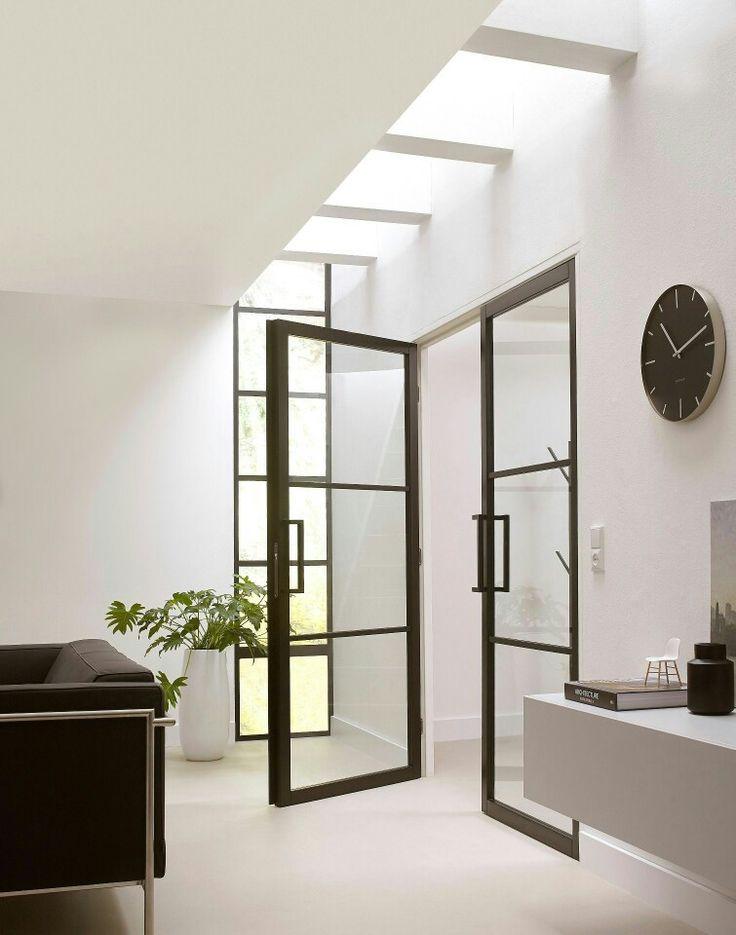 Skantrae's nieuwe houten binnendeurenlijn heet SlimSeries en is prachtig!