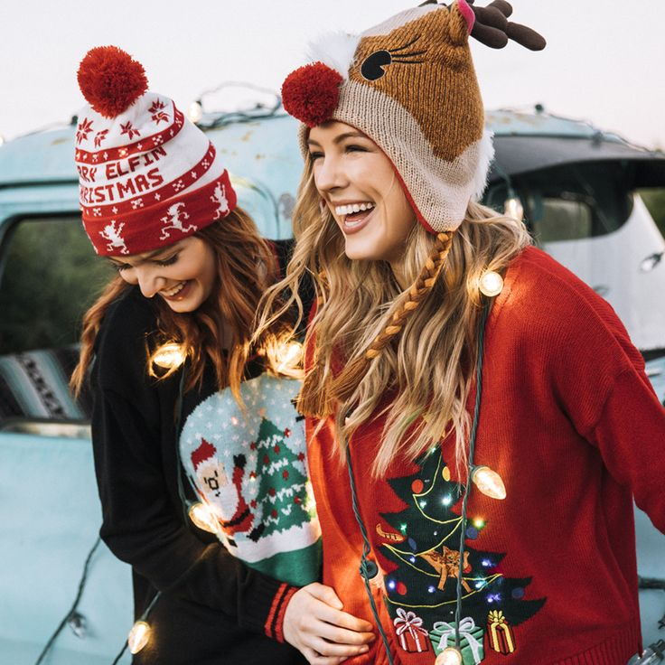 Cozy up in holiday cheer!