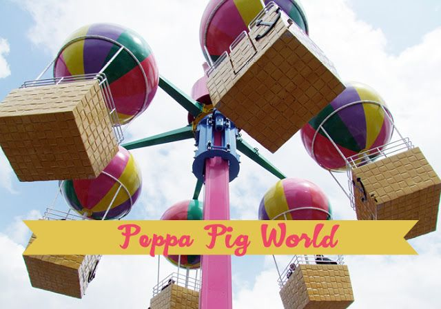 Peppa Pig World in UK