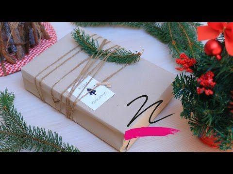 Karácsonyi csomagolás a természetesség jegyében – Még idén! kampány
