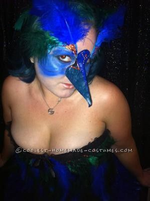 Coolest Bird Costume ... This website is the Pinterest of costumes