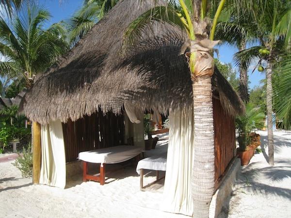 Mahekal Resort in Cancun Mexico.