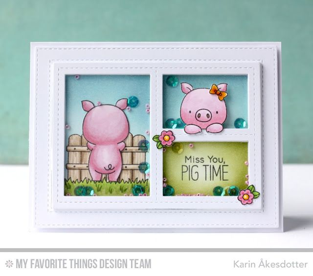 Peppermint Patty's Papercraft: My Favorite Things June 2016 Release
