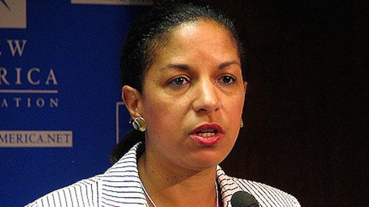 Right As She's About To Testify, Susan Rice Does Something To Show Her Guilt ...