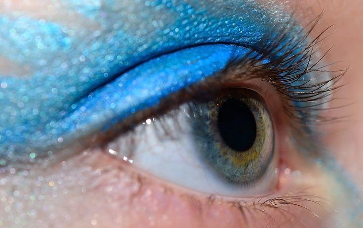 Closer Eye by Tine Nordbred on 500px  Closeup of a young girls eyes #blue eyes #blue makeup #close-up #closeup #eye #eye photo #eyelashes #eyes #face #green eye #iris #lashes #looking #macro #makeup #one eye #pupil #pupillary #seeing #starring #watching