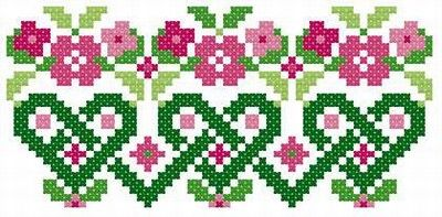 Free Patterns | by Date Posted | Page 4 of 11 | Cyberstitchers Cross-Stitch Picture Gallery