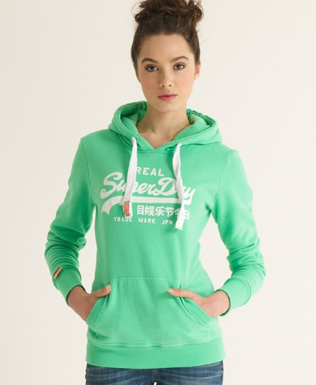 Not that i need ANOTHER hoodie, but if I did I would get this Superdry Vintage Hoodie... Who am I kidding, I'll get one anyway!