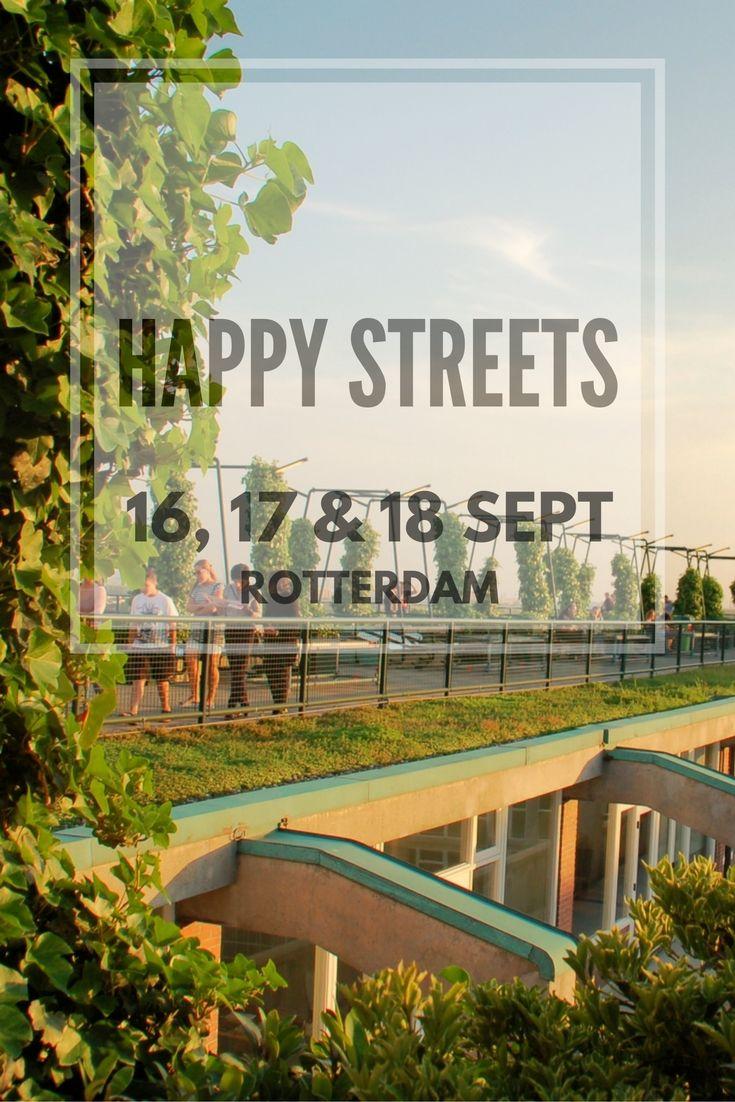 Stel je voor, parkeerplekken die getransformeerd wordt tot kleine stadsparkjes waar leuke activiteiten worden gehouden, tijdelijke publieke ruimte voor iedereen! Klinkt dat goed en spreekt je dit aan? Dan heb ik goed nieuws voor jou! #Seenin010 #Rotterdam #HappyStreets #OpenStreets #WalkinRotterdam #Parkingday