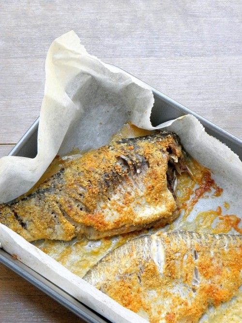 Ropogósra sült hal