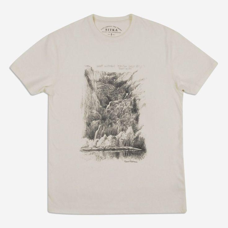 Organic Bateman T-shirt