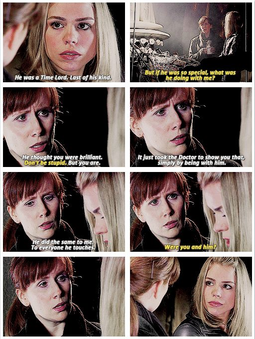 """Her romance with Ten was simultaneously the cutest and most heartbreaking thing to ever exist. 