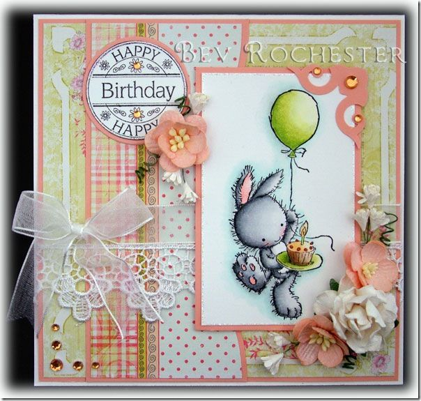 LOTV - Balloon Bunny by DT Bev http://www.liliofthevalley.co.uk/acatalog/Stamp_-_Balloon_Bunny.html