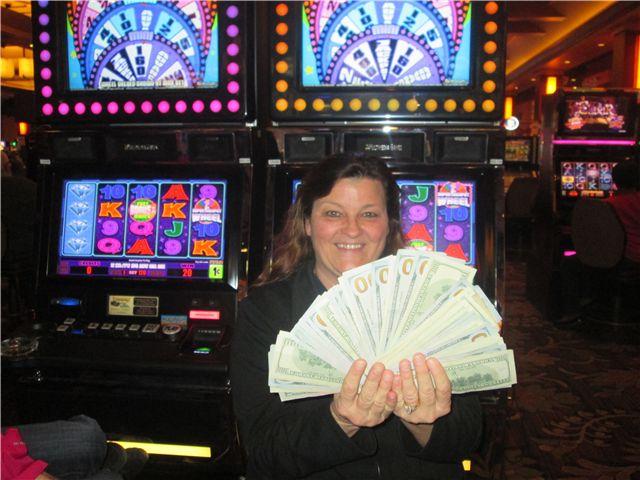 Terri won $5,648.09 @GunLakeCasino