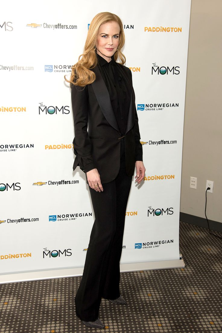 Nicole Kidman attends the PaddingtonNew York screening at The Film Society of Lincoln Center on Jan. 6, 2015, in New York City.%0AGetty Images -Cosmopolitan.com