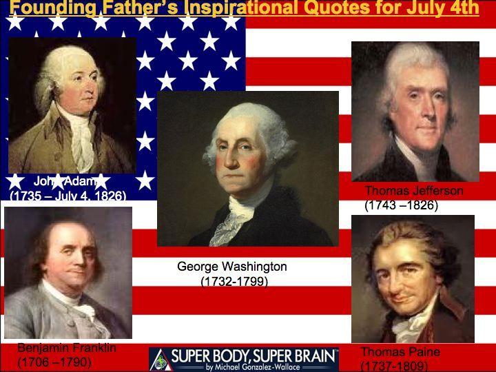 4th of july quotes john adams