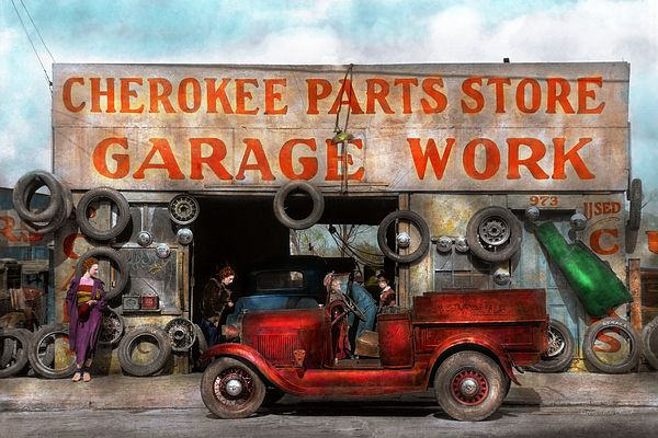 201 best mike savad images on pinterest colorful for Location garage 77