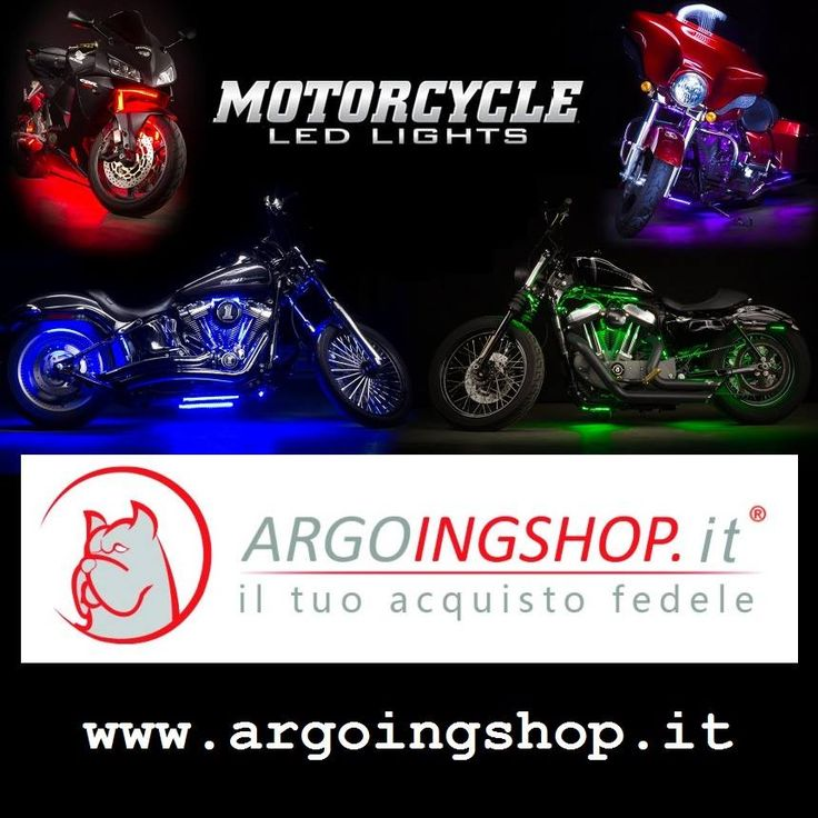 ✔ Motorcycle LED Lights & Accessories  🏍 The ArgoingShop offers a variety of Motorcycles LED Tail Lights, Head Lights & Lighting Accessories at wholesale and affordable prices that will add a unique style to any motorcycle while also increasing visibility while riding at night.   🎯✔ Visit Shop Here: www.argoingshop.it... See More