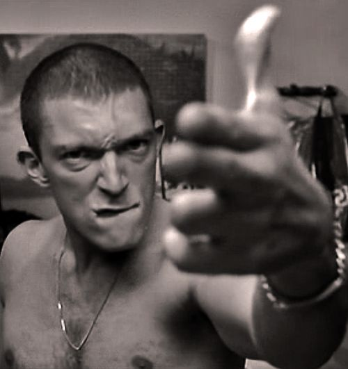 threats. (an intention I want to show in the flashbacks of my video) La Haine 1995 Written and directed by Mathieu Kassovitz