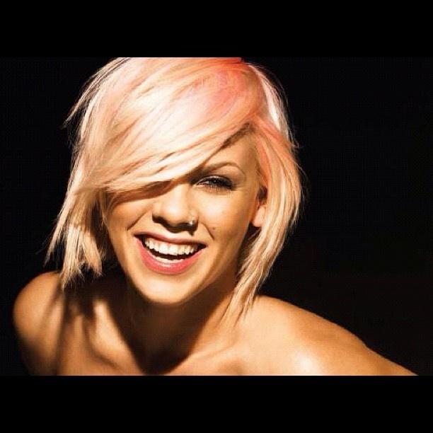 #pink #singer #blowmeonelastkiss #raiseyourglass #beautiful #pretty #celebrity #fame #popular