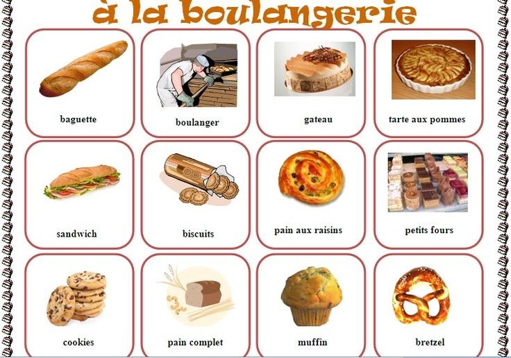 A la boulangerie fle commerces pinterest - Journal de la patisserie ...