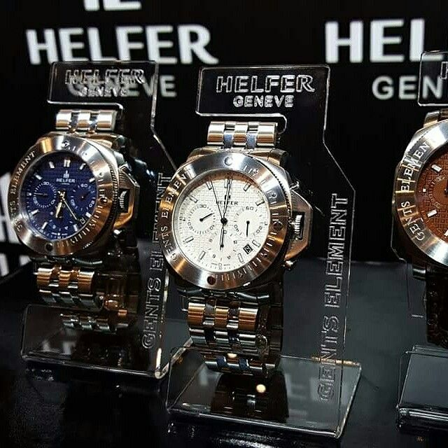 Swiss Luxury Helfer Watches