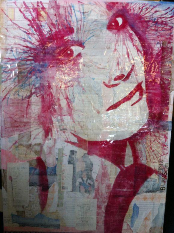 Rebecca Townsend GCSE Art final piece