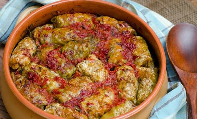 Румынские голубцы (Sarmale) — Кулинарный Рай
