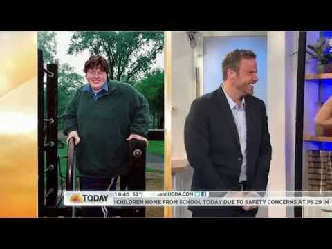 """David Johnson on TODAY Show's """"Joy Fit Club"""" This is TSFL and it works!!!  I lost 63 pounds in 4 1/2 months last year and have kept it off. UPDATE: It's been over 2 years and I haven't gained back. If you want info on a program that REALLY works, go to http://LoseWithLeisa.com"""