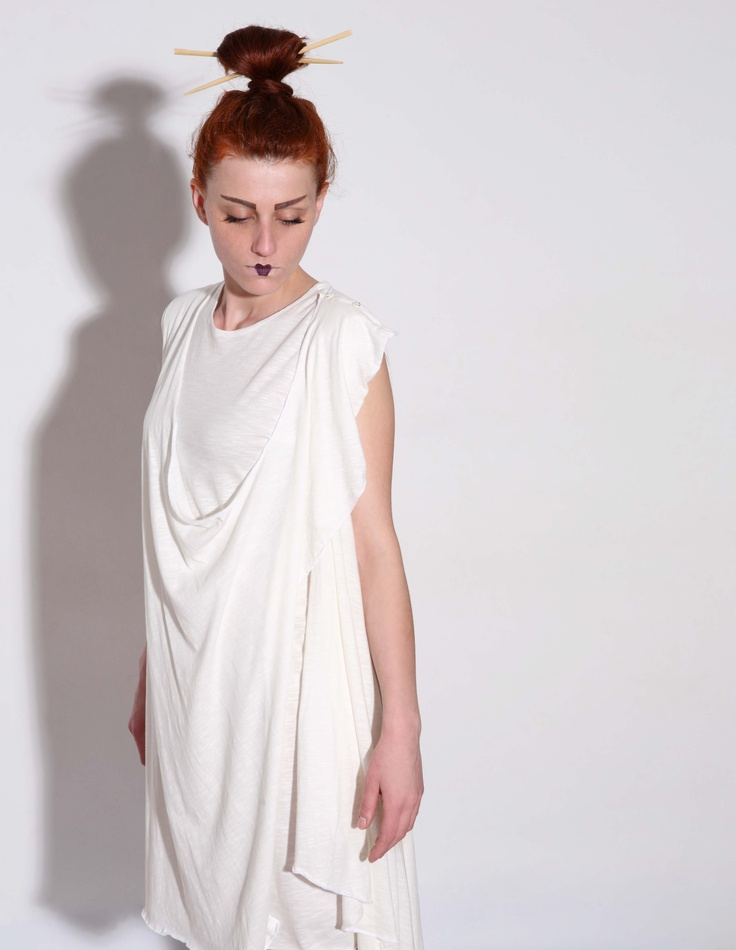 S/S 2013 Kimono'Surrealism  Photo: Kelly Filiou  Model: Labrini Nanou  Styling: Maria Vasilakou, Frideriki Zalavra