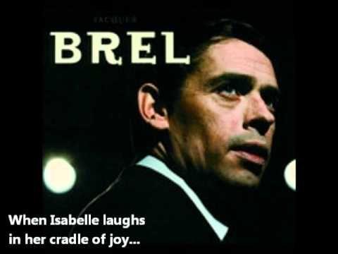 Isabelle Jacques Brel