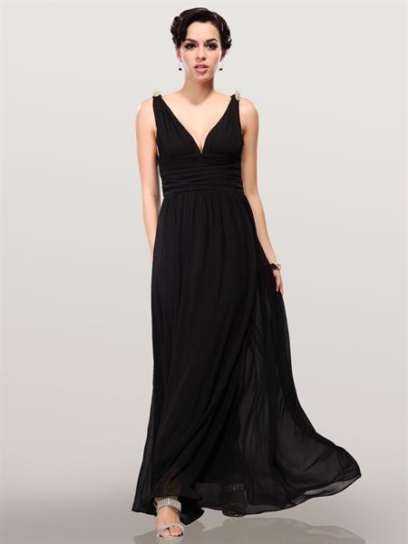 Платье черное недорого купить