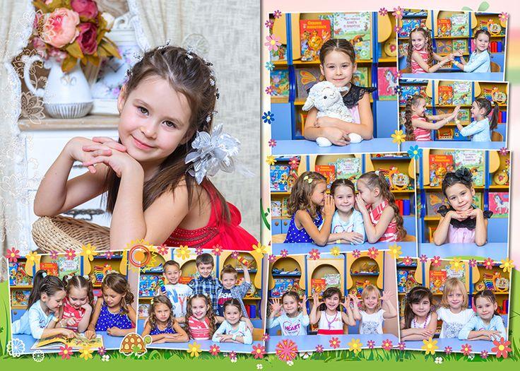 Галерея Выпускные альбомы, альбом детский сад, школьный альбом, фотоальбом, выпускной, детский сад выпускные альбомы   den-foto.lo