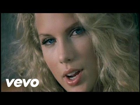 Taylor Swift - I'm Only Me When I'm With You - YouTube