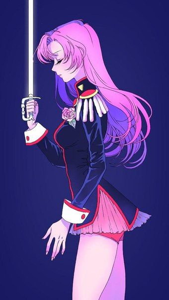 ♥ Revolutionary Girl Utena ♥